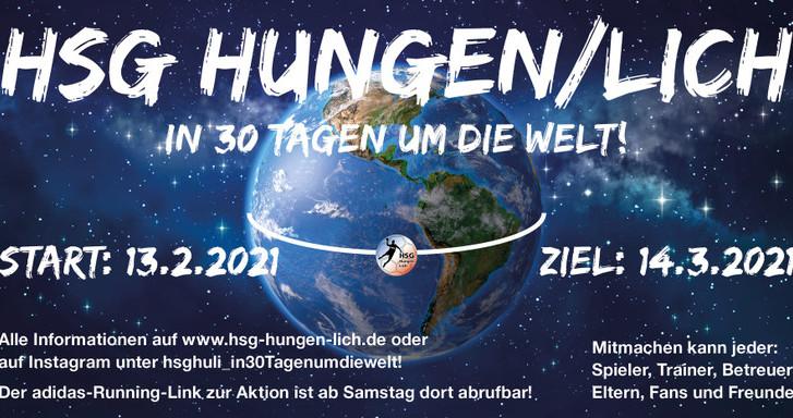 Die Subtil Group ist Wettpartner für die Laufchallenge der HSG Hungen/Lich